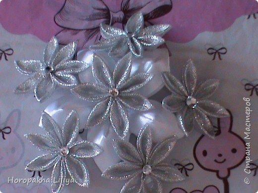 МК по изготовлению простых и легких в исполнении цветочков для свадебного букета