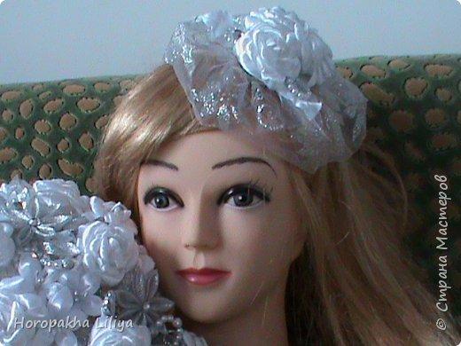 Сказочной красоты шляпка для невесты и не толко. фото 2