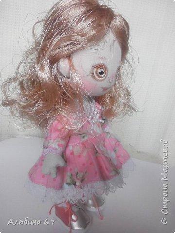Кукла - кнопка, рост 16 сантиметров фото 6