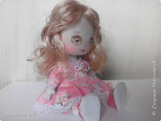 Кукла - кнопка, рост 16 сантиметров фото 4