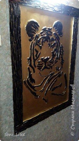 Вот такой Тигр получился благодаря Инне http://stranamasterov.ru/user/360332