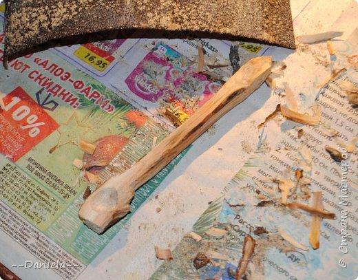 Захотелось на днях полепить, почему-то выбрала сумасброда из Алисы. Противные твари, но надо сделать) Глина кончается, пластика почти на нуле, пластик ушел целиком и полностью на Амигдалу - http://stranamasterov.ru/node/1104110 фото 10