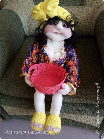 кукла  помощница