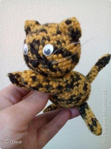 Здравствуйте! У меня новый малыш, котенок Неко. МК нашла в Инете в свободном доступе, насколько поняла, автор - Little Bear Crochets. Не знаю, кто это, поскольку МК нашла уже переведенным, но спасибо автору!  Нашла здесь: (бесплатный ресурс) http://www.amigurumi-shemy.ru/2016/10/kotik-amigurumi-neko-atsume.html фото 6