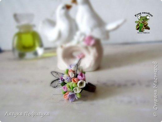 Нежное украшение для женственных романтических натур. фото 2