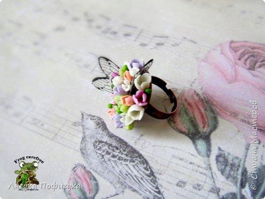 Нежное украшение для женственных романтических натур. фото 4