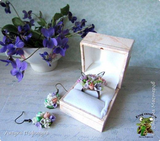 Нежное украшение для женственных романтических натур. фото 1