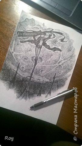 Впервые за 4 года у меня есть достаточно времени и желания рисовать, чем я и пользуюсь. Причем, весьма подло. фото 5