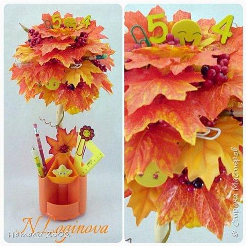 Всем доброго времени суток!!! Когда-то давно: года 3-4 назад, мне пришла идея посадить деревце в органайзер и получилась вот такая красивая и функциональная вещица. С тех пор мною их было сделано много, покажу некоторые из них.                                                 1. Цветочный с феечкой Динь-динь фото 9