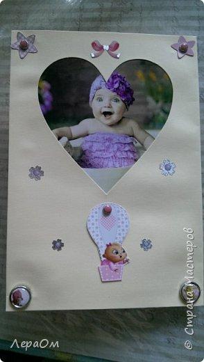 Использовалась заготовка для открыток  фото 7