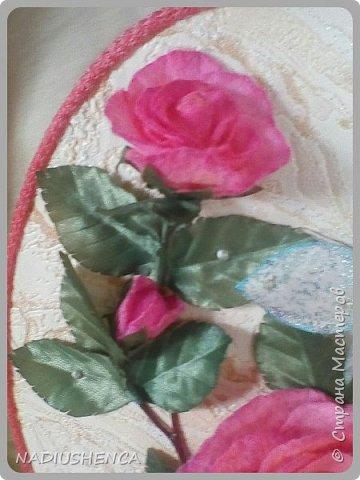 Панно с розами. фото 3