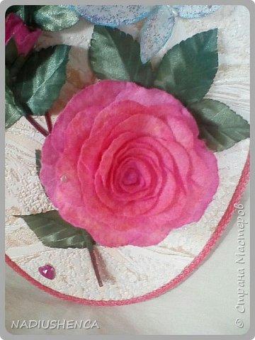 Панно с розами. фото 2