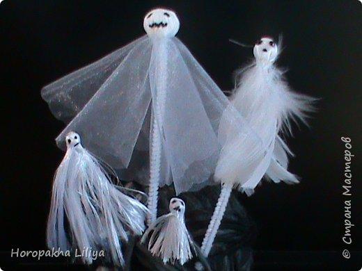 Хеллоуинские привидения