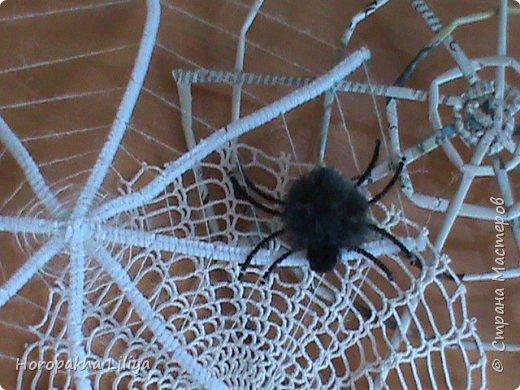 3 вида изготовления паутины для хеллоуинского паука