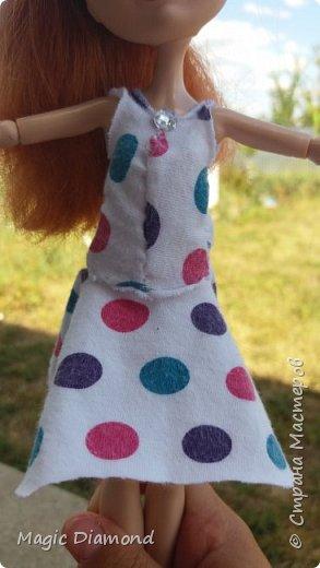 Всем доброго времени суток! Сегодня я сдаю работу на конкурс от Кукляшка 12. В роле модели  сегодня у нас Холли.  фото 4