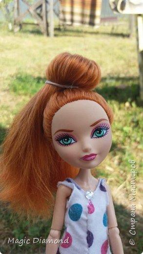 Всем доброго времени суток! Сегодня я сдаю работу на конкурс от Кукляшка 12. В роле модели  сегодня у нас Холли.  фото 2