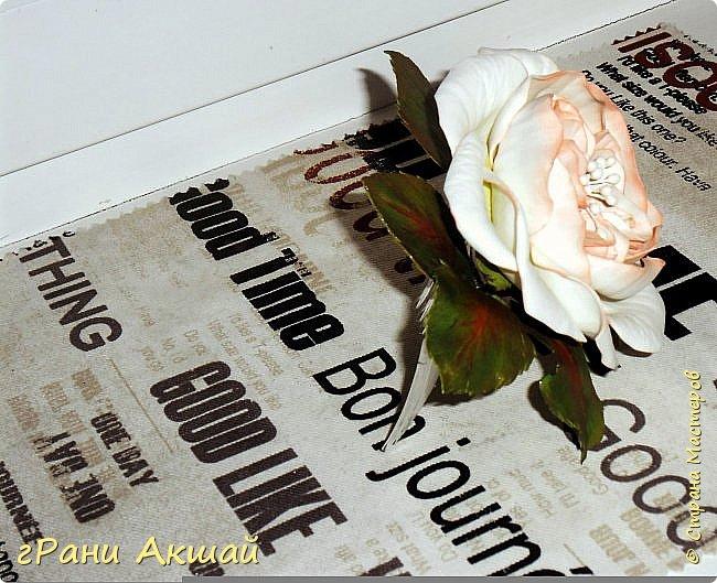 Розочка на гребешке)))) фото 2