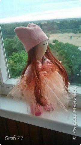 """Кукла """"Персик"""" фото 1"""