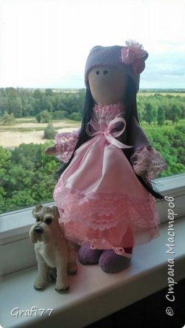 """Кукла """"Персик"""" фото 2"""