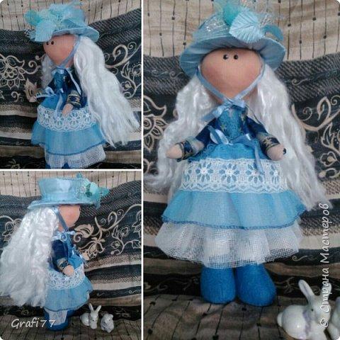 """Кукла """"Персик"""" фото 4"""