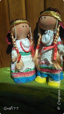 """Кукла """"Персик"""" фото 6"""