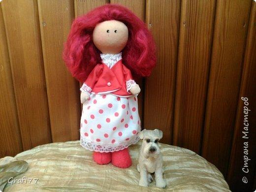 """Кукла """"Персик"""" фото 7"""