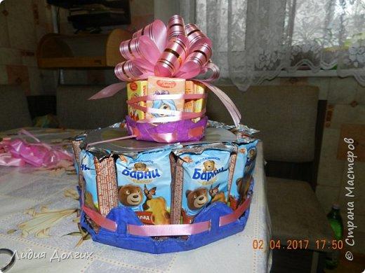 В день рождения принято угощать своих друзей в садике. Обычно каждому даётся кулёчек конфет. В этом году решили немного разнообразить процесс ( добавить праздника ). фото 8