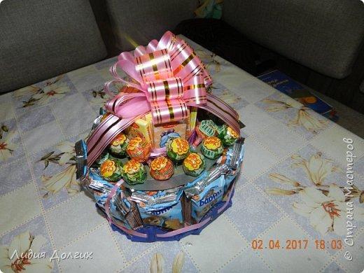В день рождения принято угощать своих друзей в садике. Обычно каждому даётся кулёчек конфет. В этом году решили немного разнообразить процесс ( добавить праздника ). фото 9