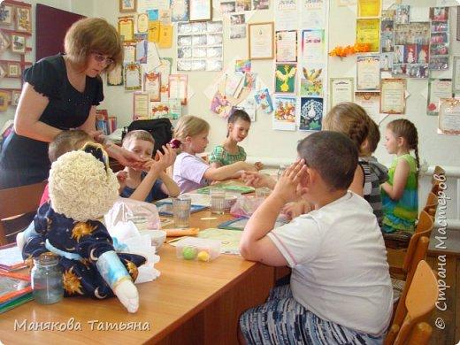 Вот нашла один из первых моих мастер-классов по цветному тесту.  Делала его к открытому занятию для детей дошкольного (5-6 лет)  и младшего школьного возраста. Может кому пригодится)   фото 16