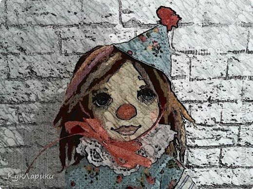 Всем Привет! А я решила весь июль шить текстильных кукол. Интересно попробовать себя в этом направлении. фото 7