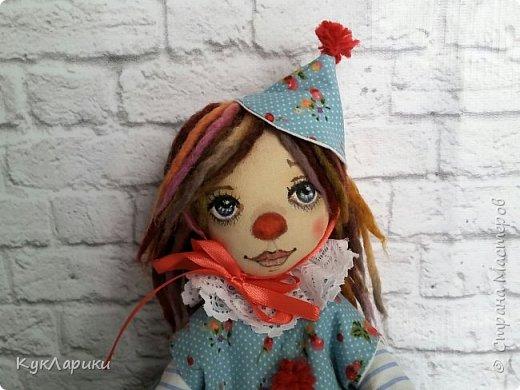 Всем Привет! А я решила весь июль шить текстильных кукол. Интересно попробовать себя в этом направлении. фото 6