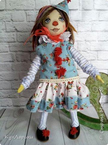 Всем Привет! А я решила весь июль шить текстильных кукол. Интересно попробовать себя в этом направлении. фото 1