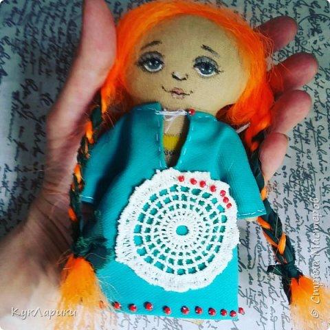 Всем Привет! А я решила весь июль шить текстильных кукол. Интересно попробовать себя в этом направлении. фото 10