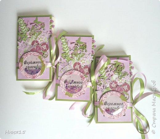 Хочу показать несколько шоколадниц....:) фото 1