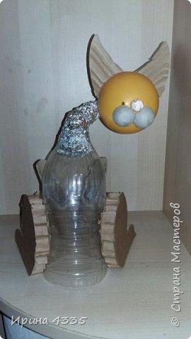 Киса, декор для детской фото 3
