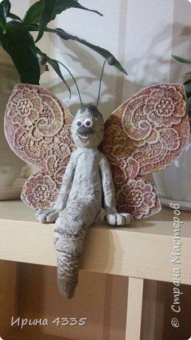 Бабочка, декор для детской