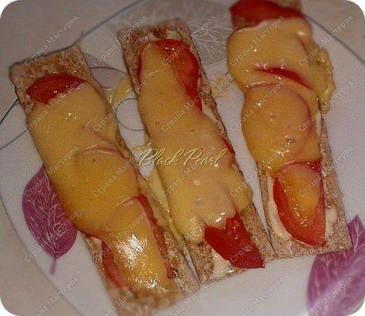 Худеем вкусно! Низкокалорийные горячие бутерброды