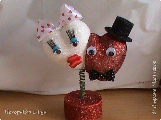 Подарочный сувенир ко дню Св.Валентина
