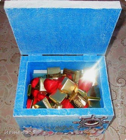 Подарочная упаковка для сладкого подарка на день рождения.  фото 2