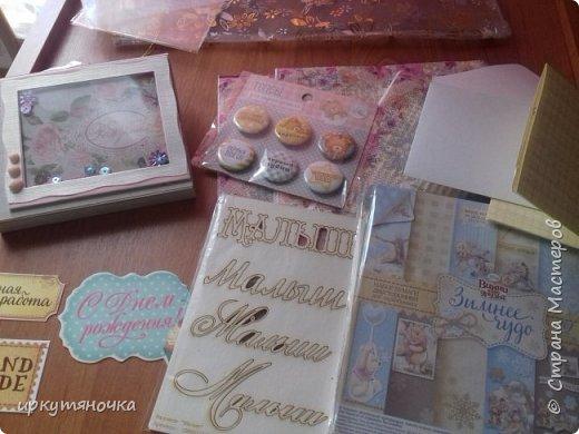 Подарочки приехали ко мне от Ирочки http://stranamasterov.ru/user/323834. Как обычно смогла удивить и порадовать. Спасибо тебе за это. Подарочки СУПЕР! Все-все очень-очень понравилось. В одной посылке подарки по трем поводам.  фото 8