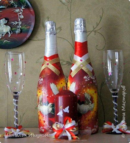 Свадебный набор для свадьбы в красном! фото 1