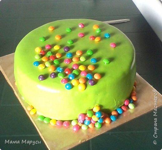 С недавних пор мое увлечение стало моей любимой работой! Мой первый заказ торт 4 кг. фото 11