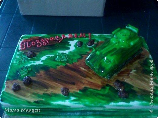 С недавних пор мое увлечение стало моей любимой работой! Мой первый заказ торт 4 кг. фото 7