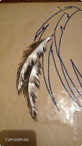 Вторая выставочная работа. Всем привет.  Не судите строго моего ангела, крылья делал в первый раз. фото 10