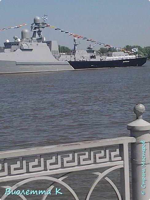 Как мы ходили на репетицию Дня ВМФ фото 2