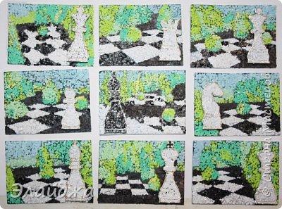 Добрый день дорогие друзья и гости моей странички!! !Вот моя третья серия нашей совместной игры .организованной Оксаной(Oksana Gordey). (http://stranamasterov.ru/node/1099648#comment-14782622) Тема 3 этапа , - это техника мозаика Карточки сделала . Но сомнения сильно гложат. Удалось ли мне сделать не знаю. Посмотрела первые выствленные работы и понял что слишком простовата моя работа. Так что если не понравится, я переделаю, время есть до окончания игры. Уж что получилось, то получилось фото 18