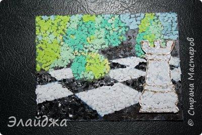 Добрый день дорогие друзья и гости моей странички!! !Вот моя третья серия нашей совместной игры .организованной Оксаной(Oksana Gordey). (http://stranamasterov.ru/node/1099648#comment-14782622) Тема 3 этапа , - это техника мозаика Карточки сделала . Но сомнения сильно гложат. Удалось ли мне сделать не знаю. Посмотрела первые выствленные работы и понял что слишком простовата моя работа. Так что если не понравится, я переделаю, время есть до окончания игры. Уж что получилось, то получилось фото 12