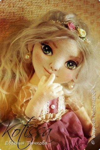 Интерьерная кукла Танюша. фото 1
