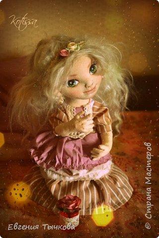 Интерьерная кукла Танюша. фото 3
