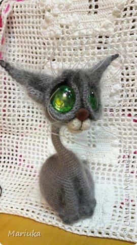 Кошек много не бывает. Хочу представить на Ваш суд своих котов по описанию Светланы Перцевой. фото 13